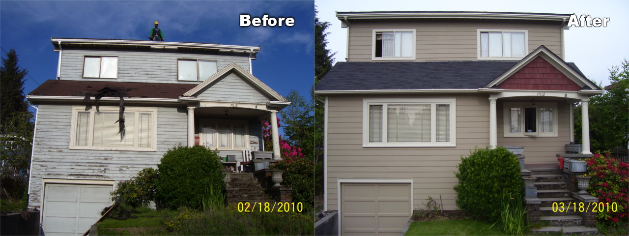 Ja Painting Services In Seattle Painting Company In Seattle Exterior And Interior Painting